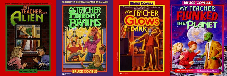 Books That Every 90 S Kid Loved