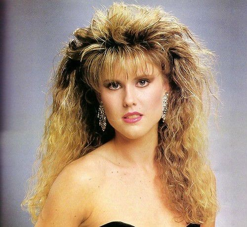 Listen To The 80's Kids: A Perm Revival Is A Bad, Bad Idea