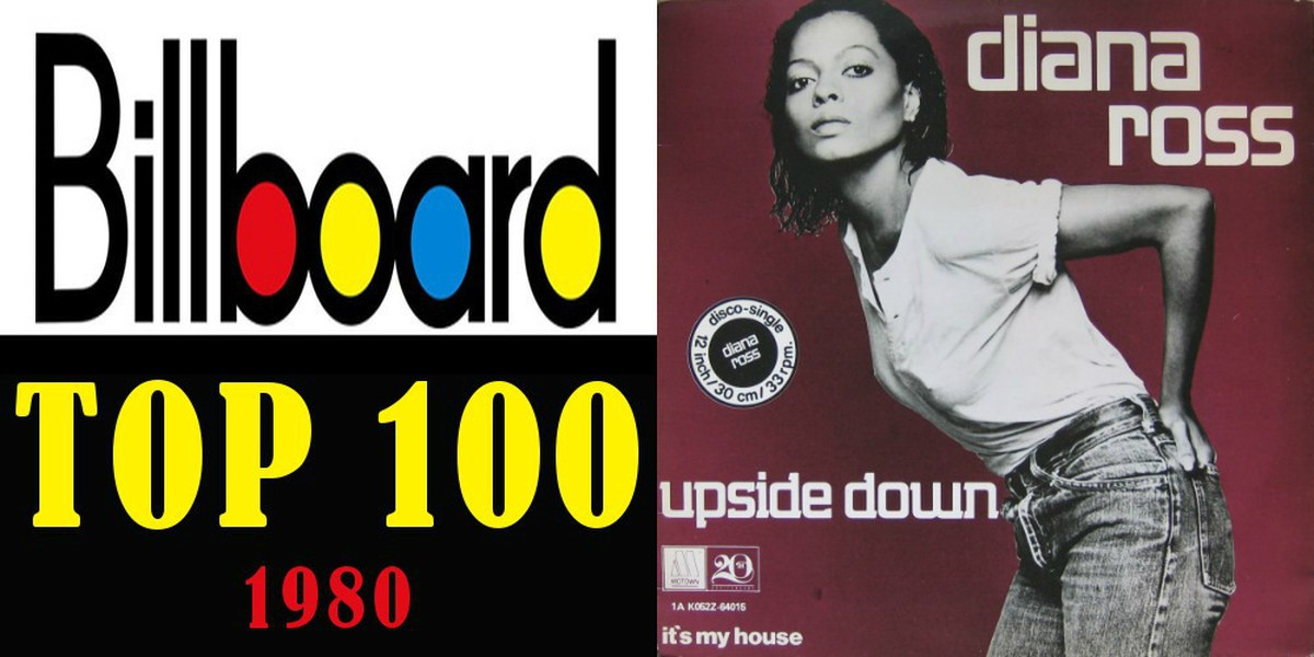 On This Day In 1980 - We Remember Billboard 100's Top 10 Tracks