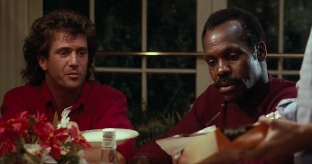 4 the hero thinks differently about humanity in the end - Lethal Weapon Christmas