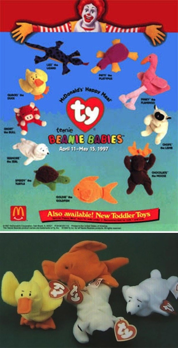 26 Best Happy Meal Toys From The 90s