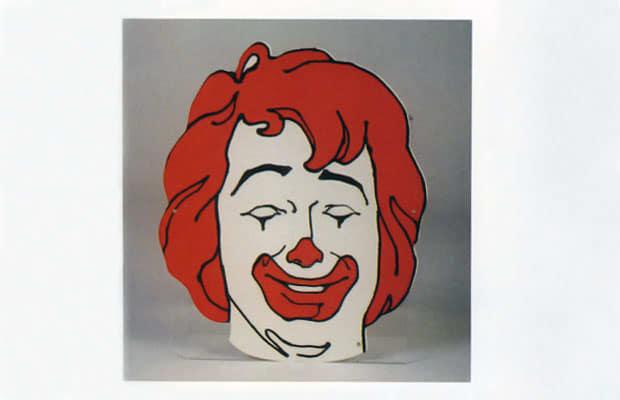 Mcdonalds Clown Costume Meningrey