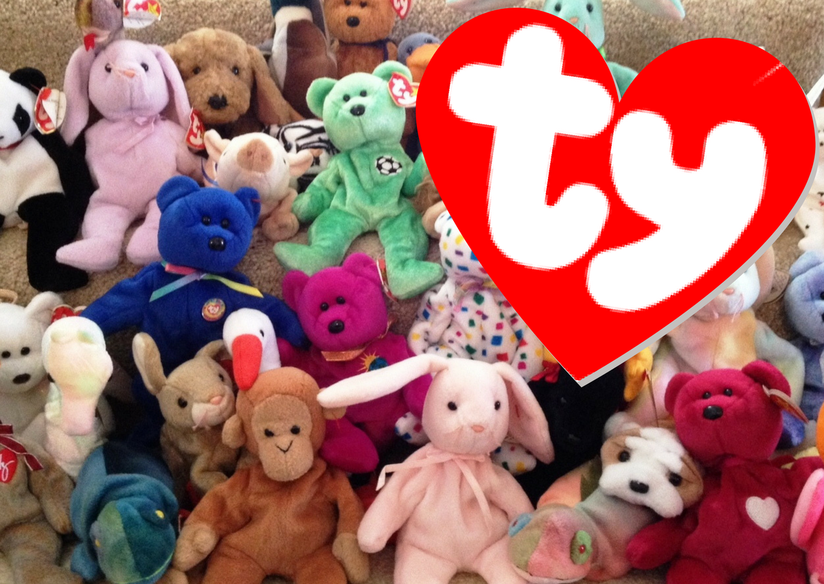 855e0049d1d Here Are The 10 Beanie Babies That You Need To Dig Out Of Storage So You  Can Retire Early