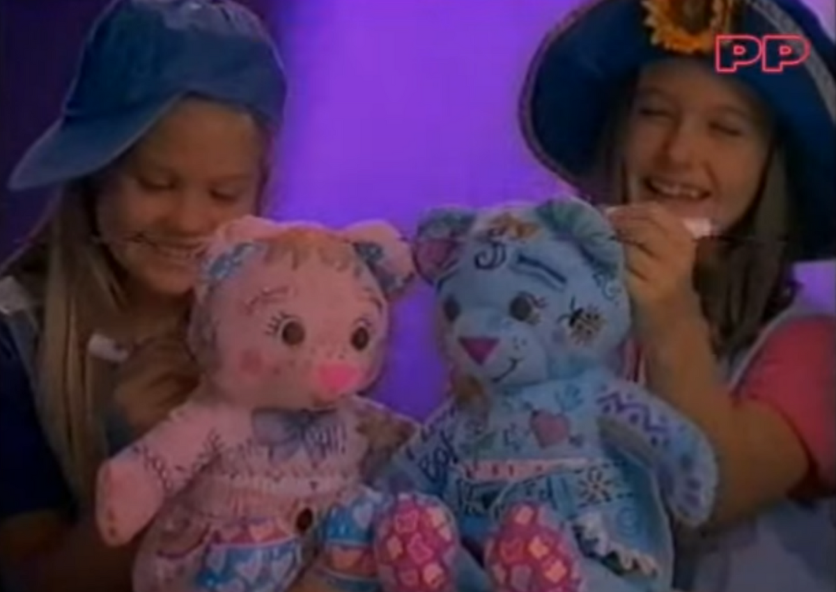 Doodle Bears Were The Best Toy And Don T Try To Tell Me