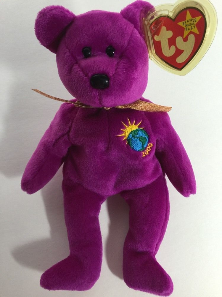 Here Are The 10 Beanie Babies That You Need To Dig Out Of