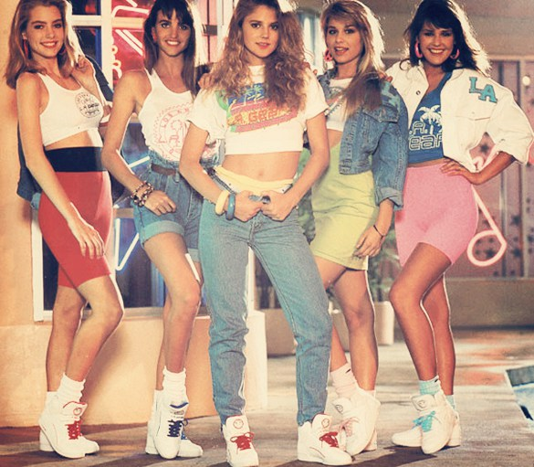 13 Amazing 80s Styles That You Know You Rocked