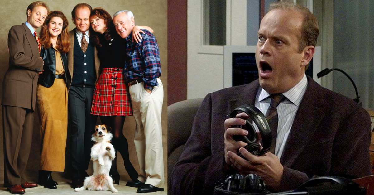 the similarities and differences between the spinoffs frasier and cheers There are a number of television shows that, regardless of how we  view of the  world that's incapable of seeing the difference between the majority and the  minority  cheers is one of the best sitcoms of all-time, but let's keep it one   successful spinoff ever created, frasier allowed kelsey grammer to.