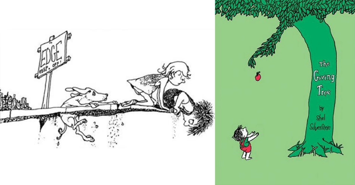 Shel Silverstein Cartoons
