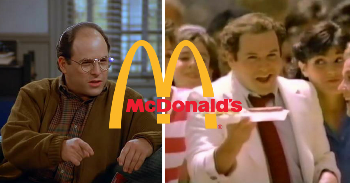 80s Commercials  McDLT Jason Alexander