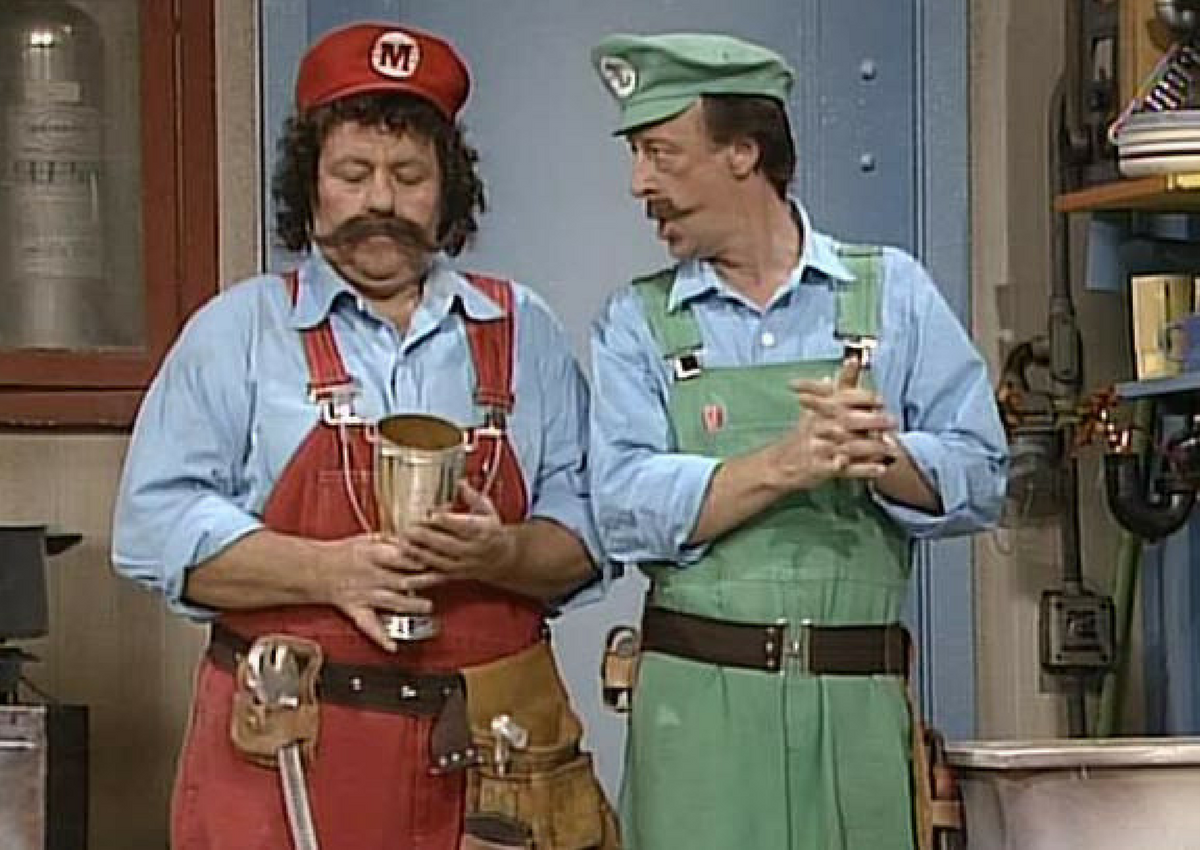 No One Remembers This Mario TV Show, But It Might Be The