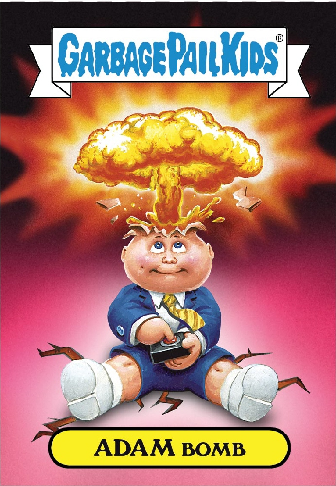 Toys For Kids 8 10 : Of the weirdest and grossest garbage pail kids we all