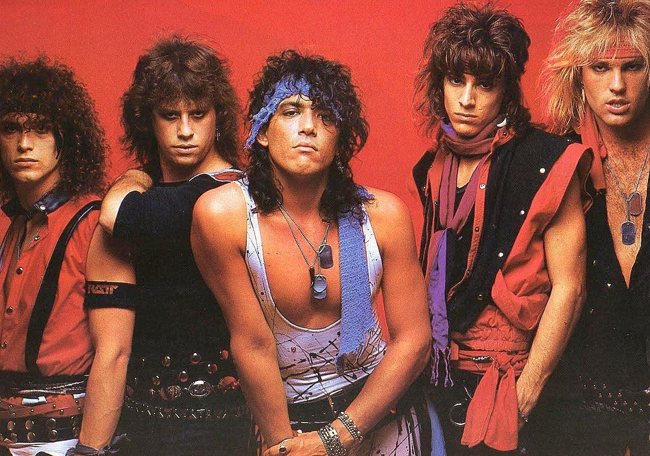 80s Rock Band Wallpaper – Wonderful Image Gallery