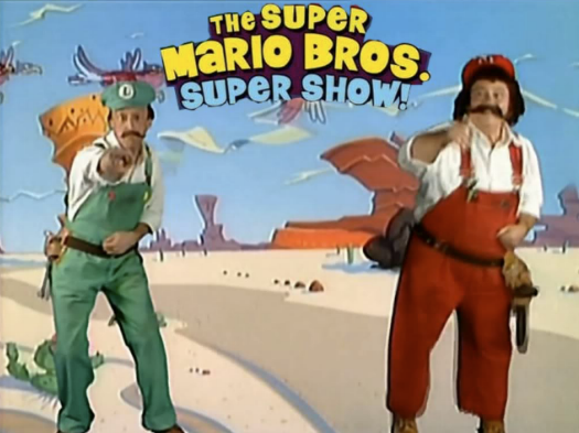 No One Remembers This Mario Tv Show But It Might Be The Strangest