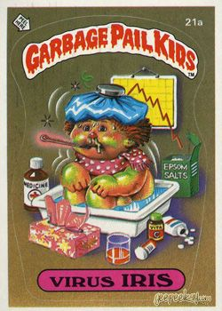 Grammy-inspired garbage pail kids cards are now on sale / topps.
