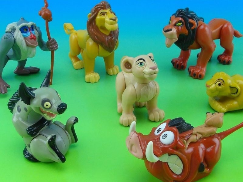 15 Classic Happy Meal Toys We Desperately Wanted When We Were Kids