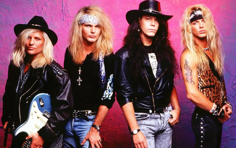 5 Hilariously Awesome Hair Metal Bands Of The 80s