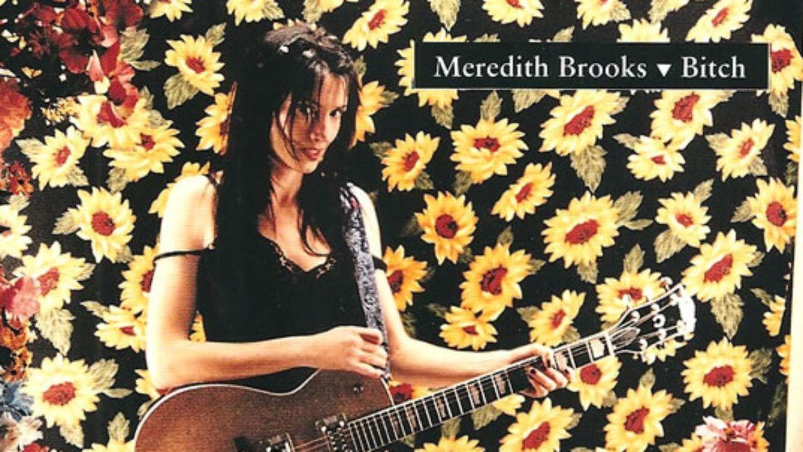 Bitch meredith brooks lyrics poster by ifyouseekzac
