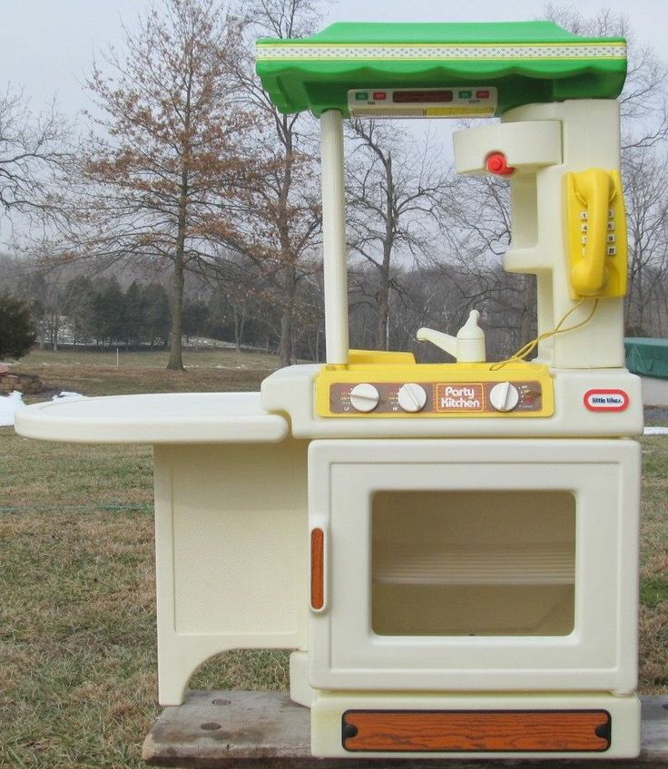 20 Iconic Little Tikes Toys From Your Childhood That You