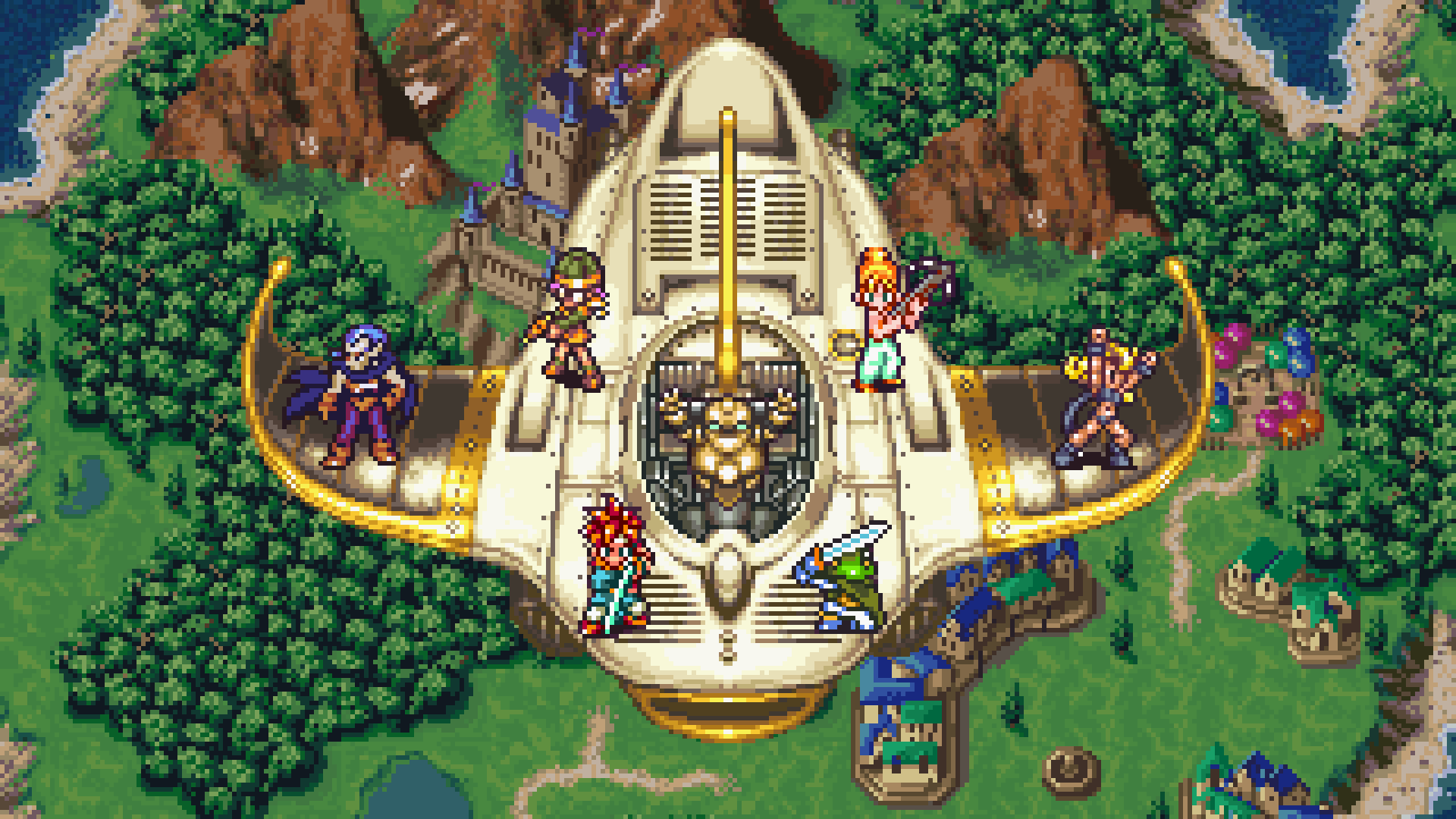 10 Games That Aren't On The SNES Classic Edition, But Should Be