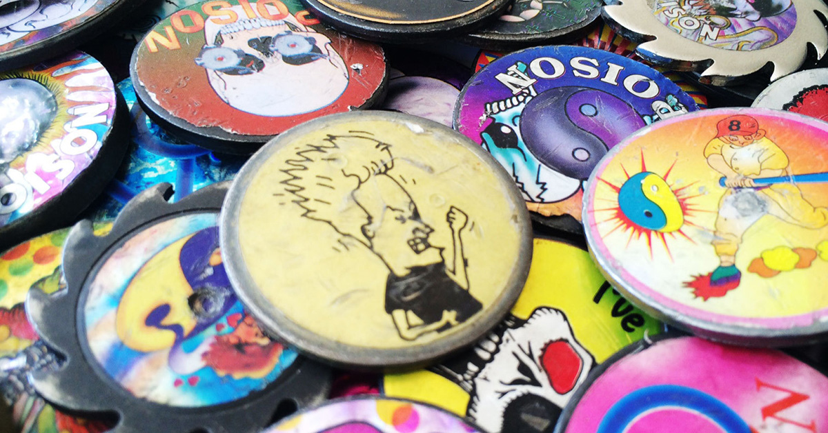 The Strange And Surprising History of Pogs