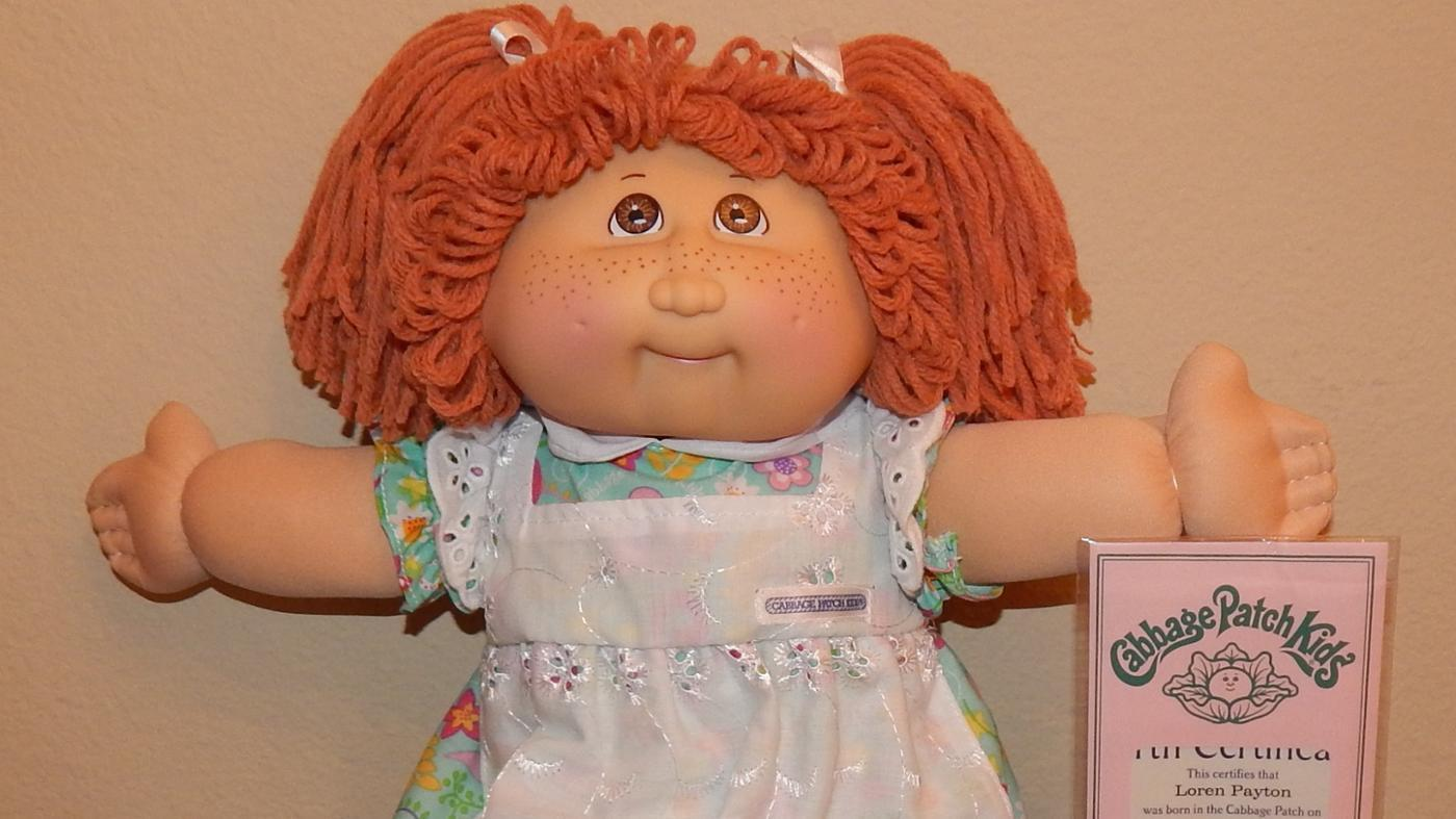 Value of cabbage patch dolls.