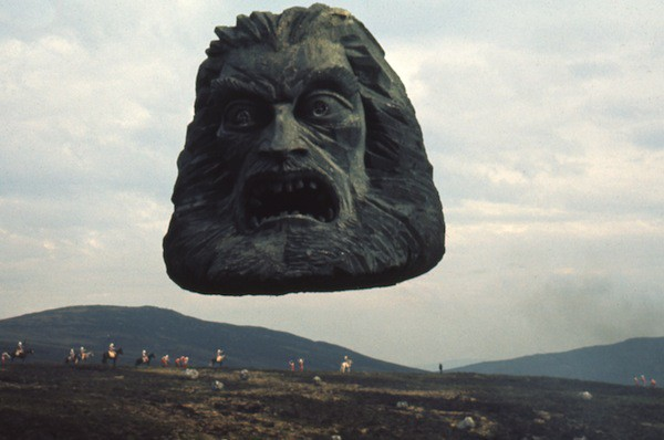 Zardoz Is The 70s Sci-Fi Movie Sean Connery Wants You To