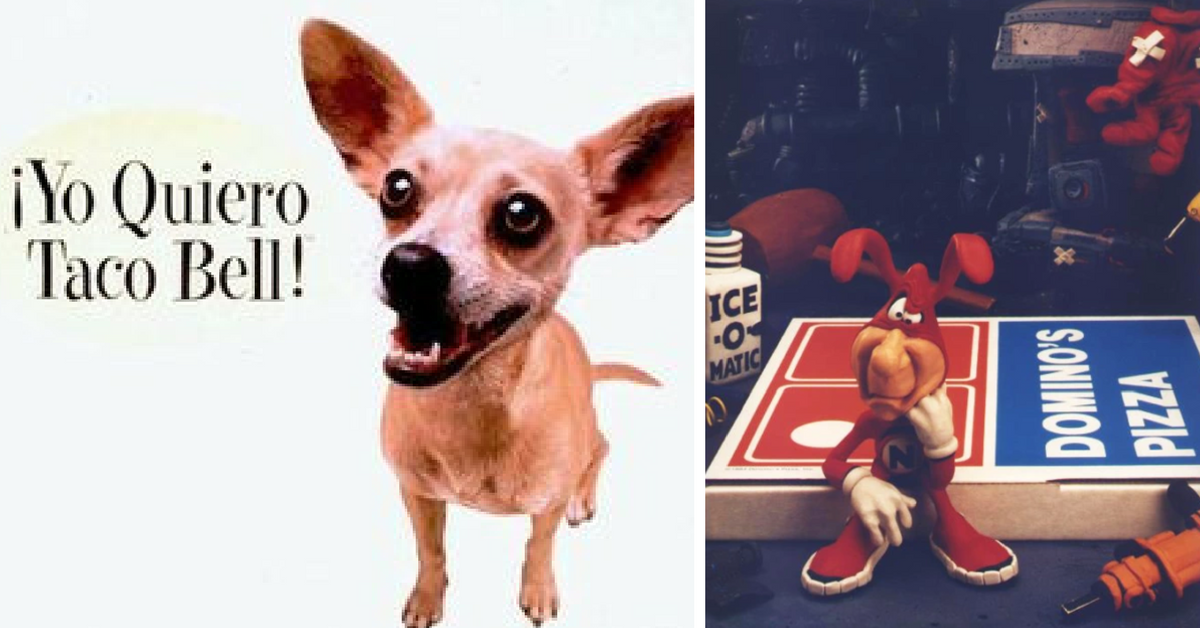 10 Fast Food Mascots From Your Childhood You Completely ...