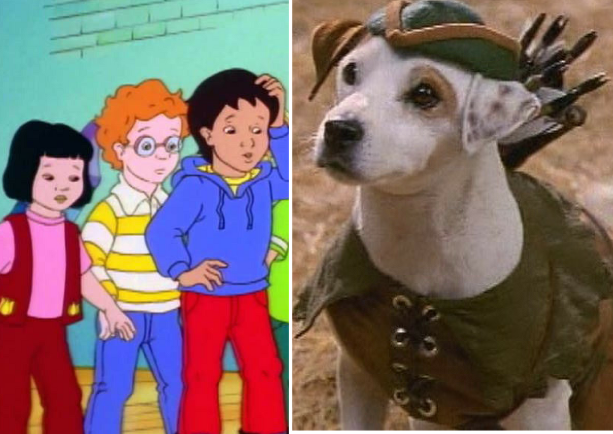 Classic Kids Tv Shows S