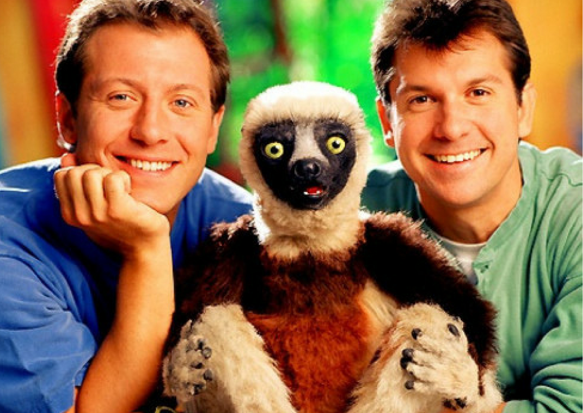 Dare You To Read This And Not Miss Zoboomafoo