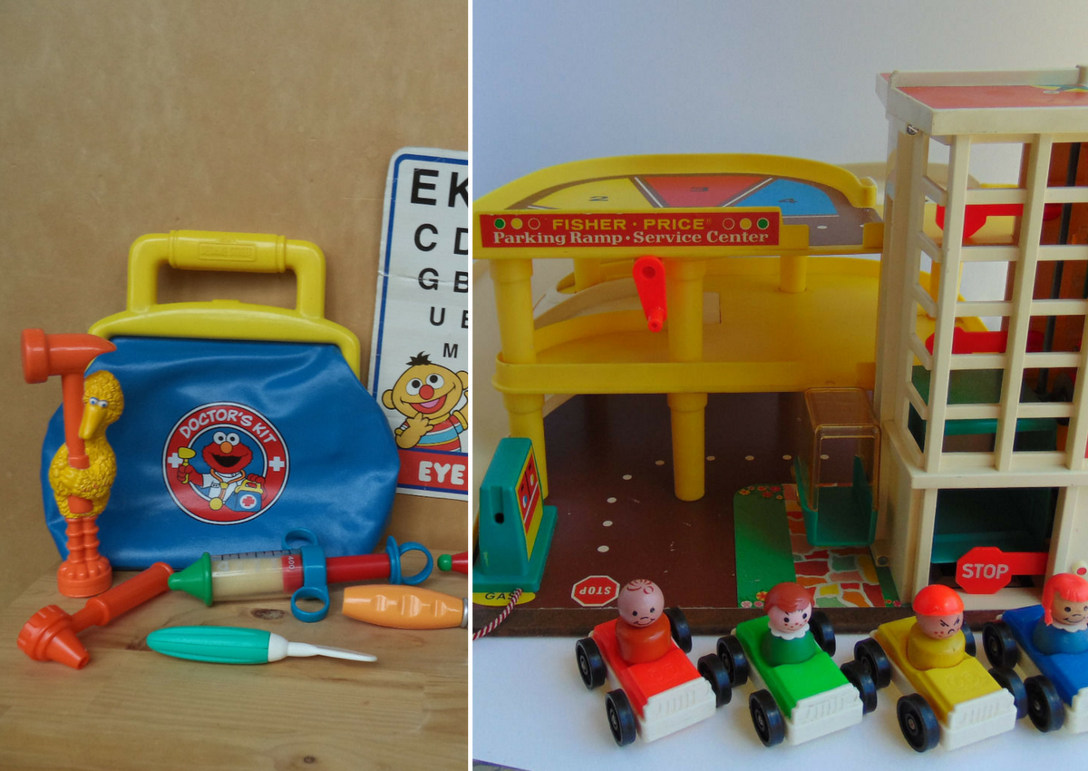 15 Toys You Completely Forgot You Used To Love When You Were A Kid
