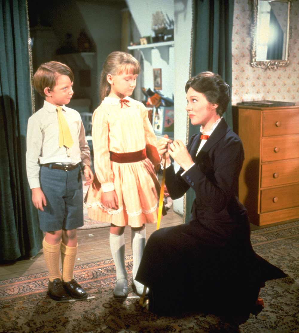 What Went On Behind The Scenes Of Quot Mary Poppins Quot Will