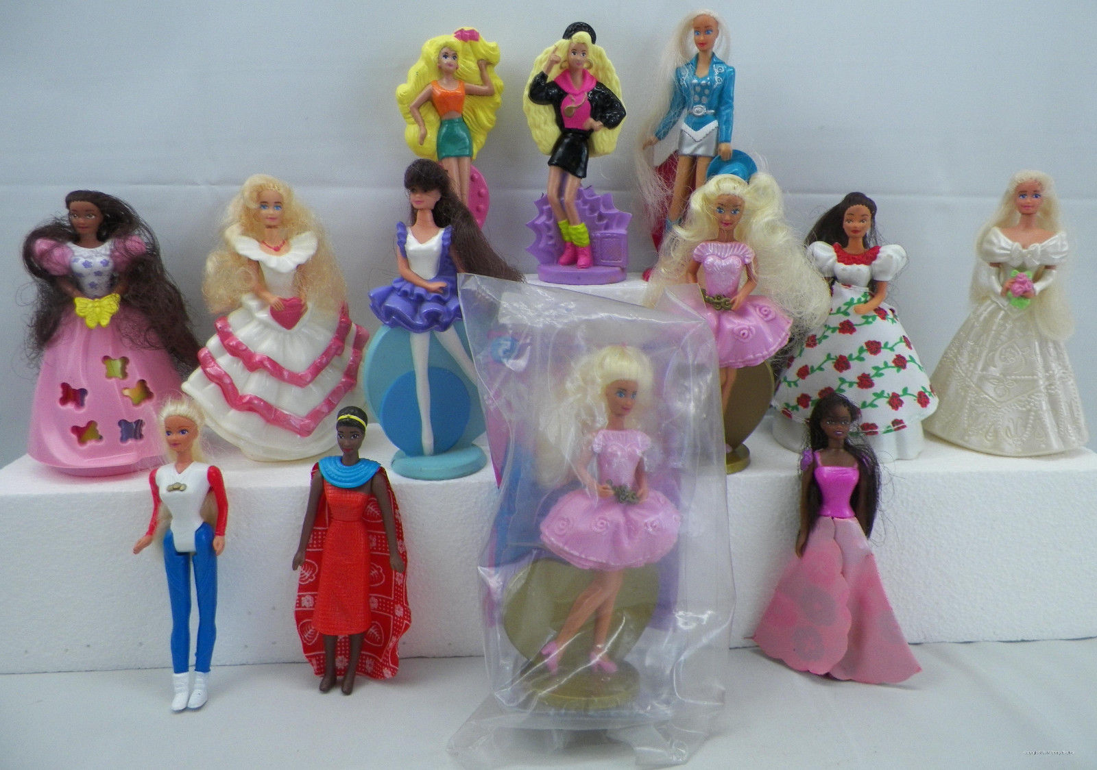20 Years Worth Of Happy Meal Toys That Will Bring You