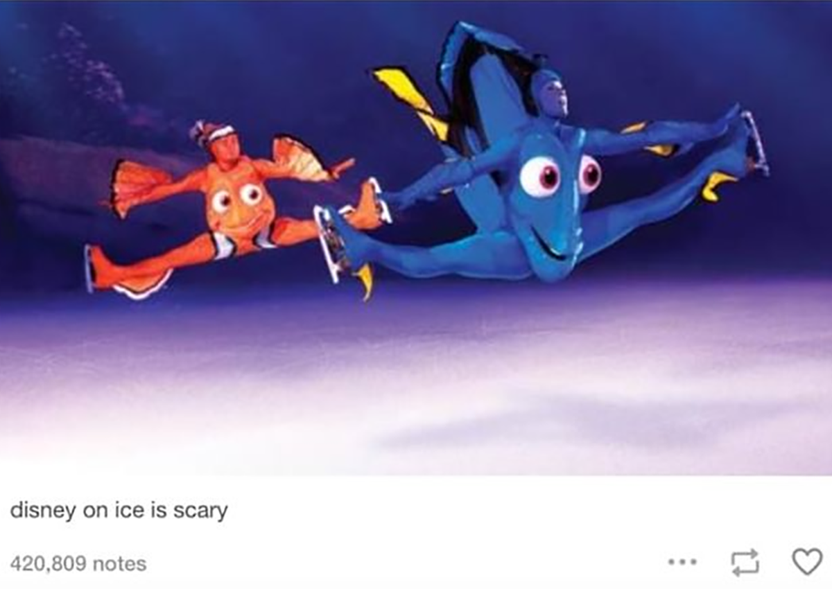 15 Tumblr Posts About Disney That Will Make You Laugh And Then