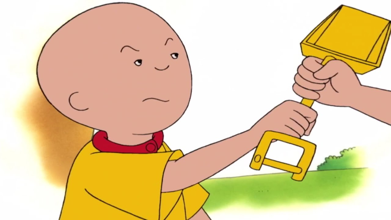 caillou - Toddler Cartoon Characters