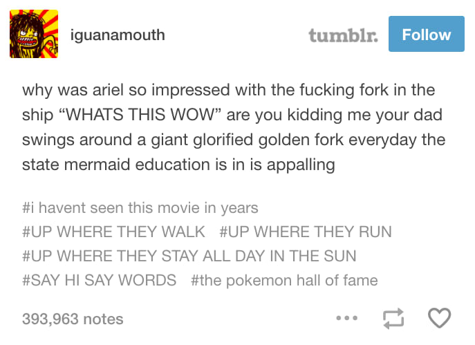 15 Tumblr Posts About Disney That Will Make You Laugh And