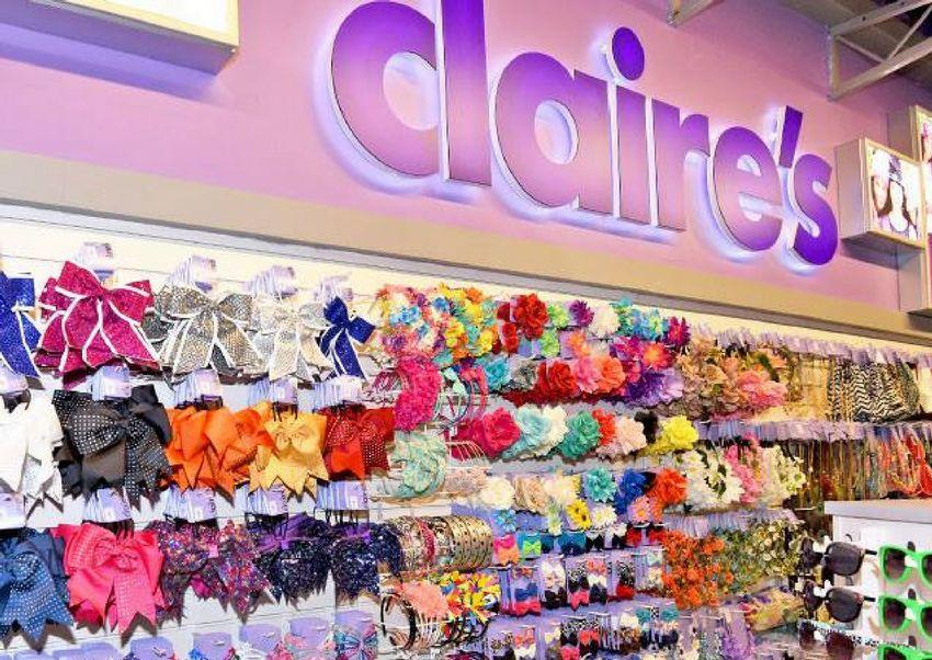 claire's stores stock symbol - 850×602