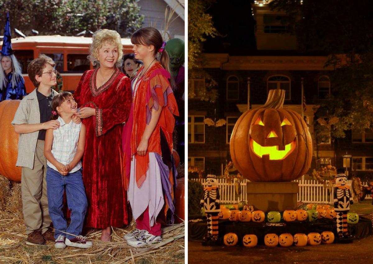 Halloweentown' Stars Plan Touching Tribute In Honor Of Debbie Reynolds