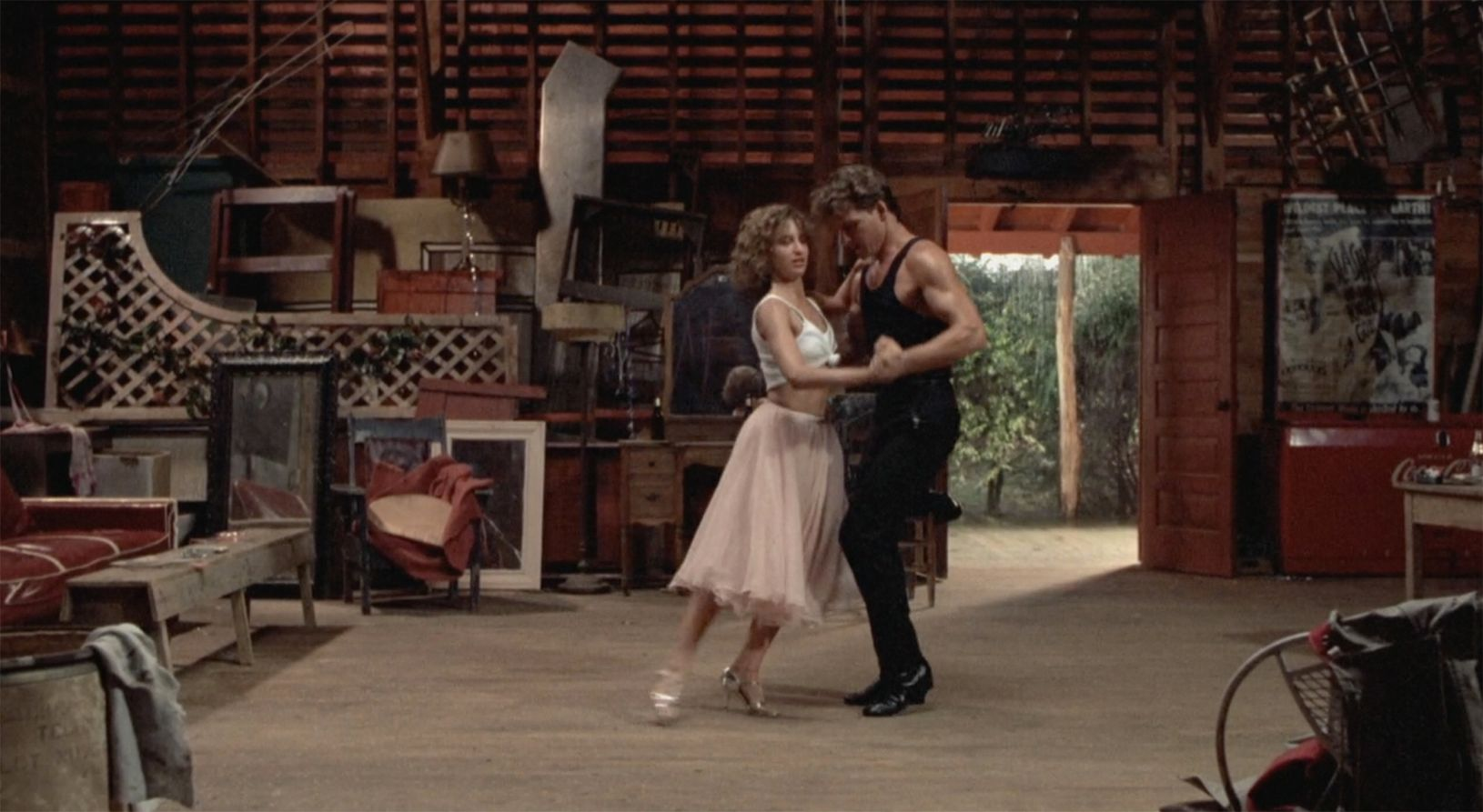 Dirty dancing fashion inspiration 3