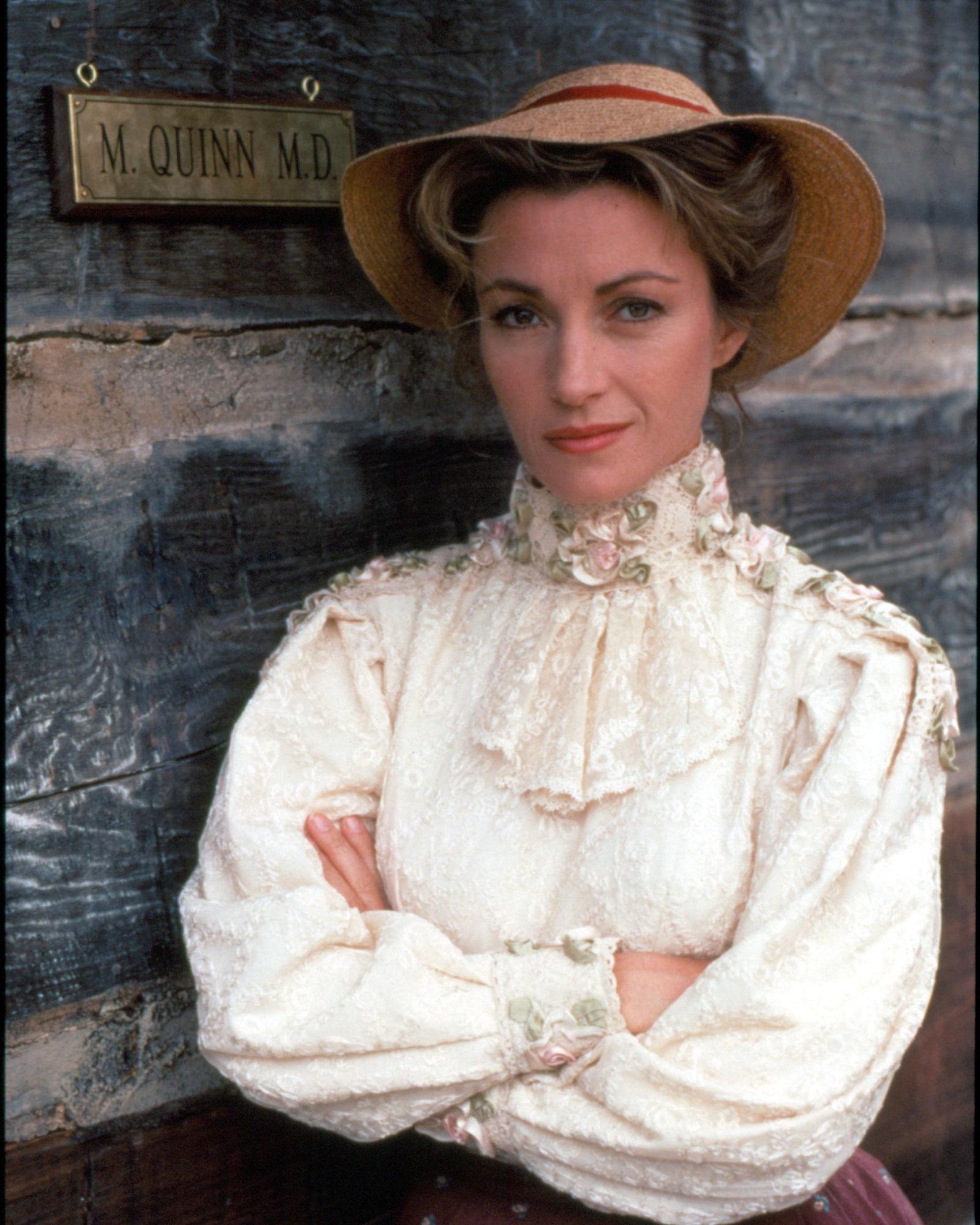 Jane Seymour Dr Quinn