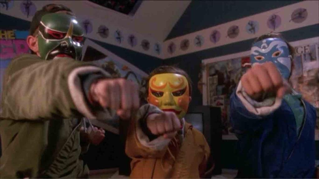 Karate Kid Ninja Mask