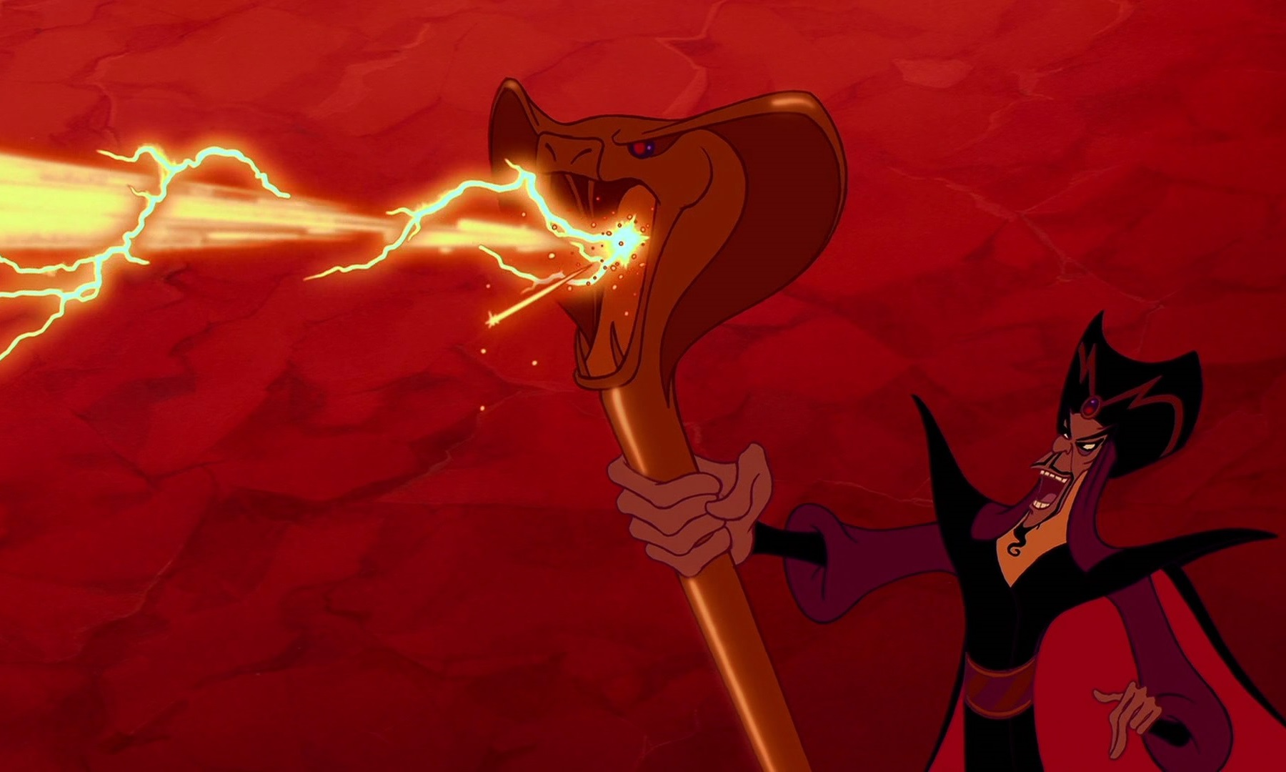 Disney announced who 39 s playing jafar and the internet has - Serpent aladin ...