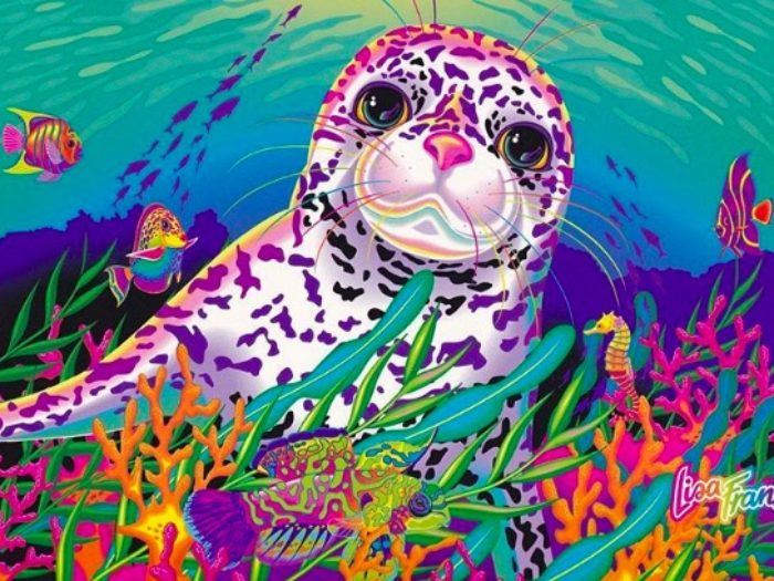Lisa Frank Teams Up With Reebok To Create The Most Wonderful Shoes Ever