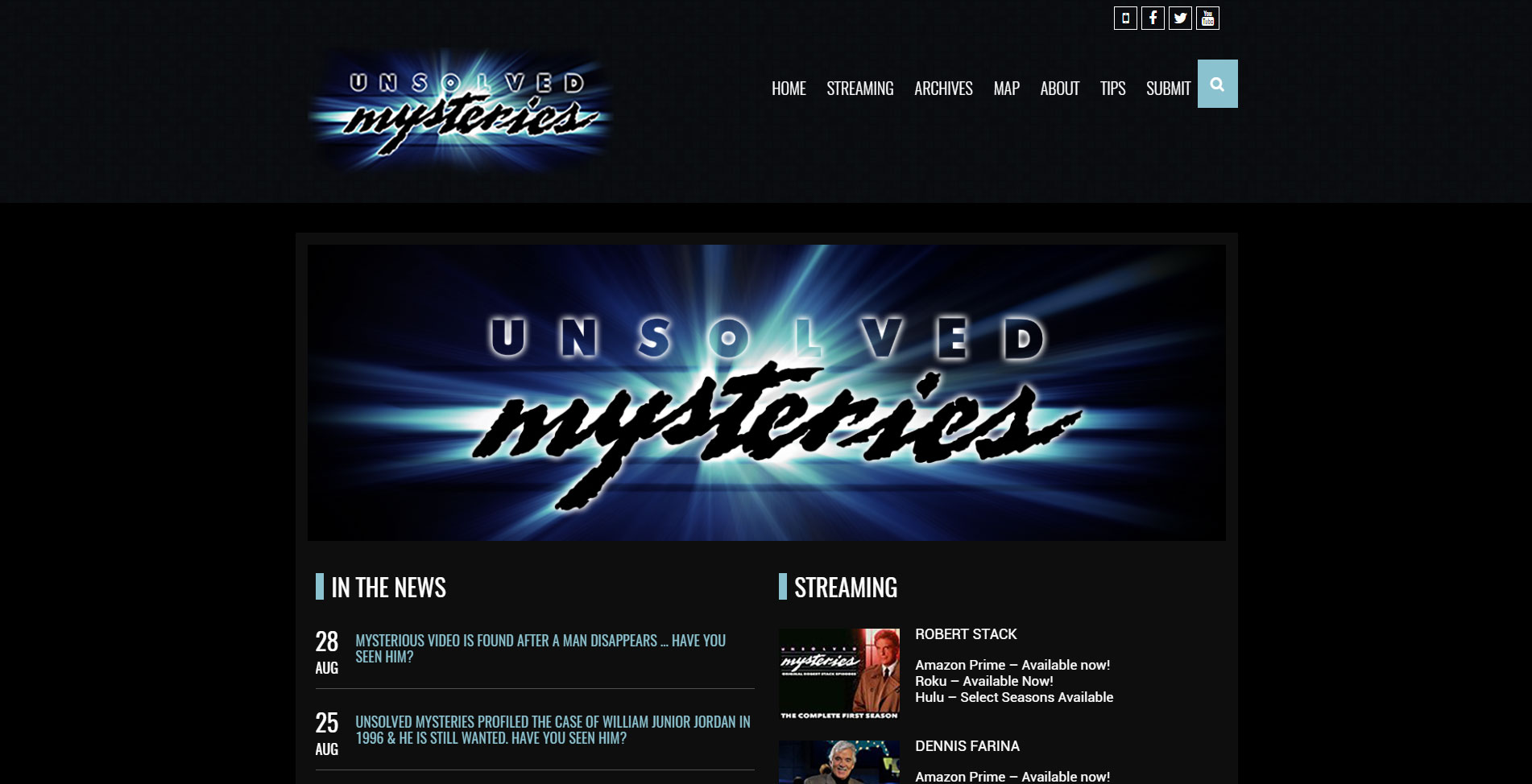 13 Things You Never Knew About 'Unsolved Mysteries'