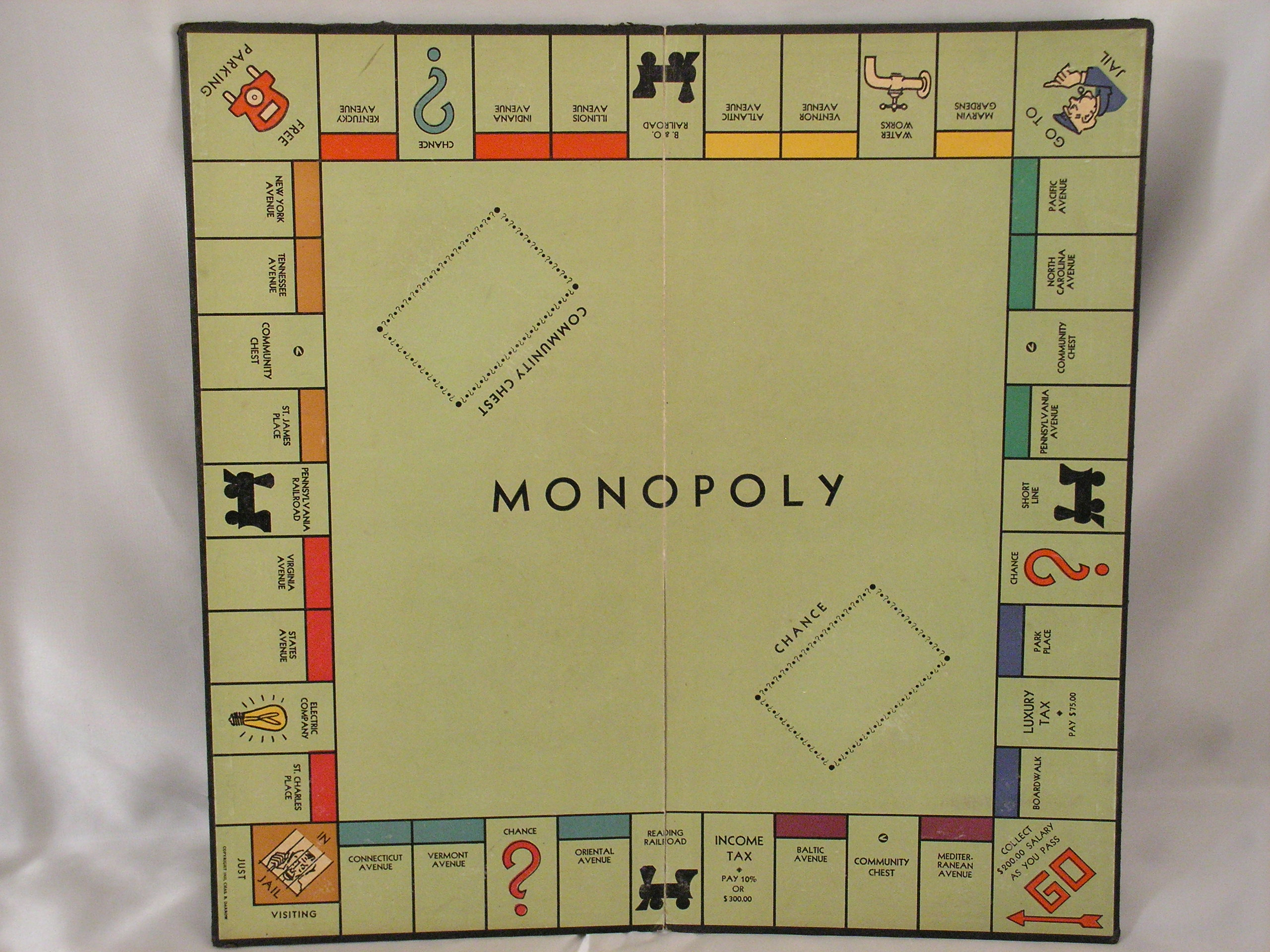 Darrow >> The Real History Of Monopoly Is A Lot More Controversial Than You'd Expect
