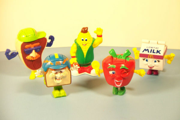 The Ultimate List Of McDonald's Toys That We Obsessed Over