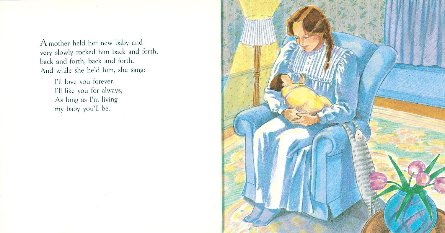 The True Story Behind The Book Our Moms Read To Us Is