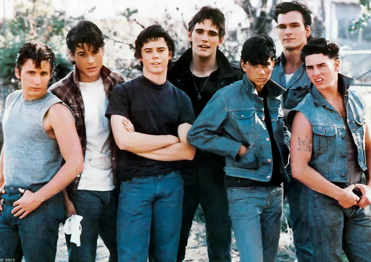 """The Outsiders"" - ""The Outsiders"" celebrates 30 years ...