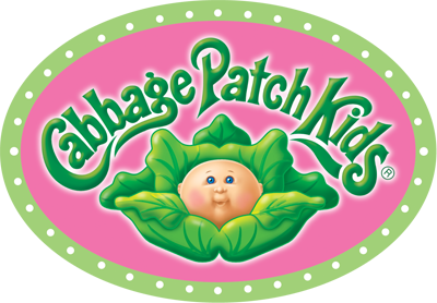 Adaptable image with cabbage patch logo printable