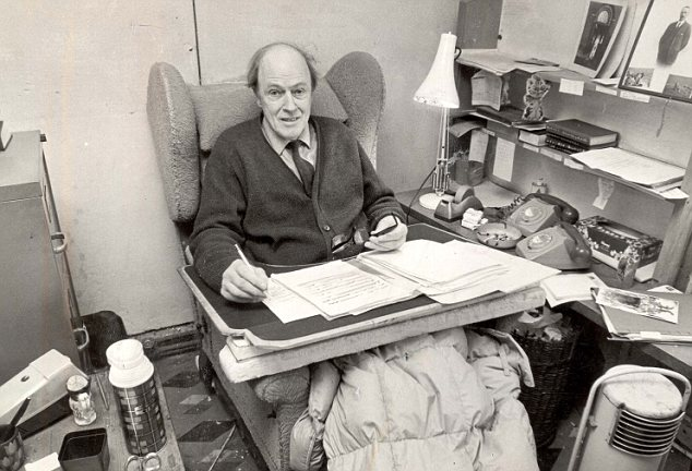 11 Facts That Prove Roald Dahl Was So Much More Than A