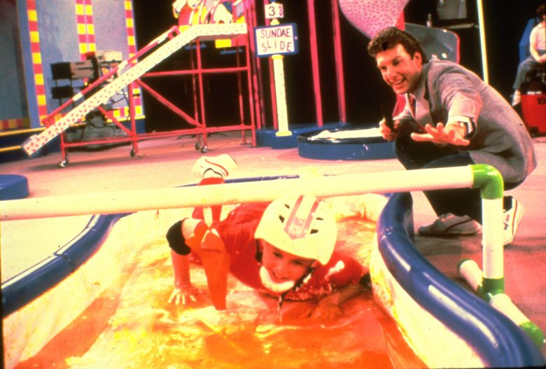 Double Dare' Host Shares What It Was Really Like Behind-The